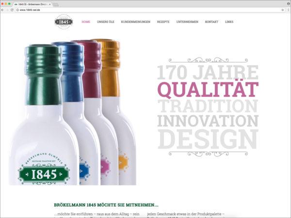 Brökelmann • Webdesign