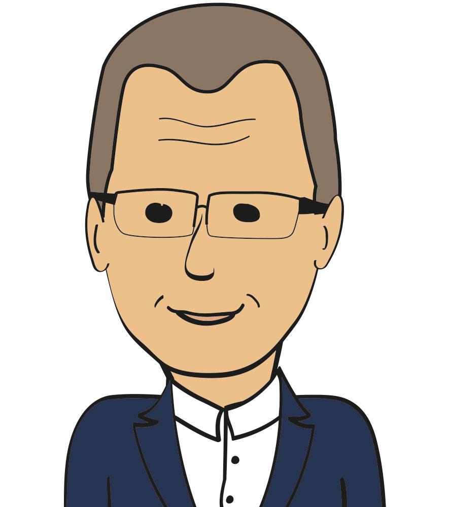 Hüppmeier Marketing und Design GmbH - Dieter Hüppmeier - Geschäftsführer - Unser Team