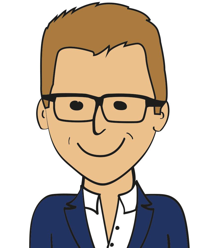 Hüppmeier Marketing und Design GmbH - Simon Hüppmeier - Geschäftsführer - Unser Team