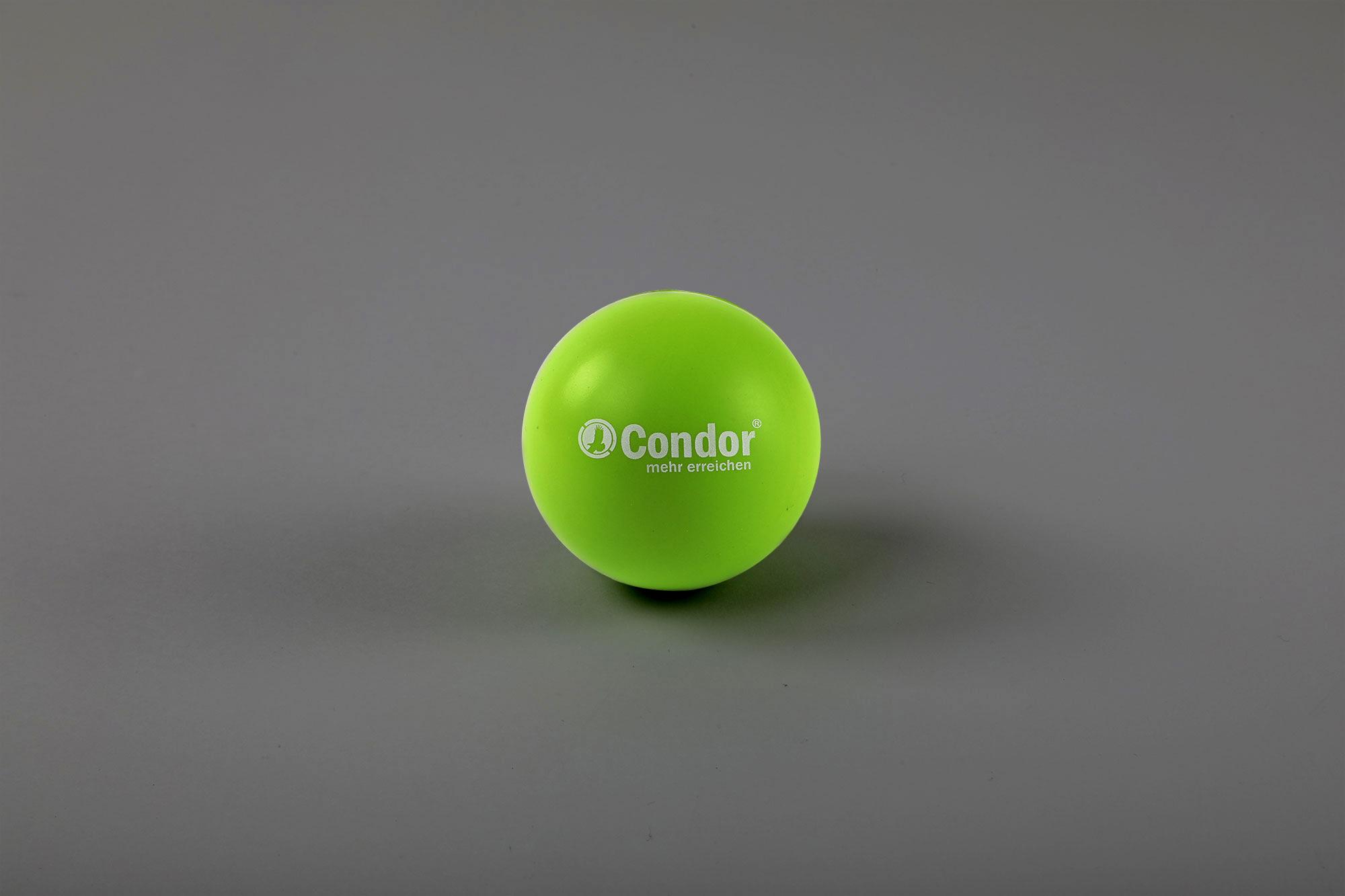 Hüppmeier Marketing und Design GmbH - Referenz - Condor Stressball