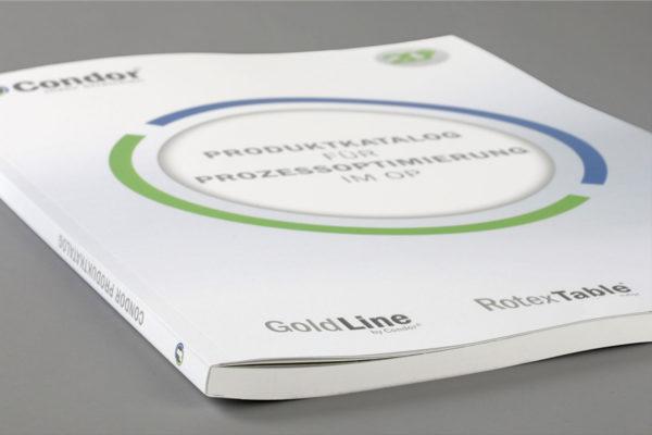 Hüppmeier Marketing und Design GmbH - Referenzen - Condor Katalog Vorschau
