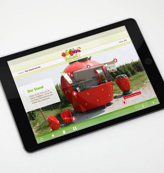 Weilandt's Erdbeer-Plantagen GmbH & Co. KG • E-Learning