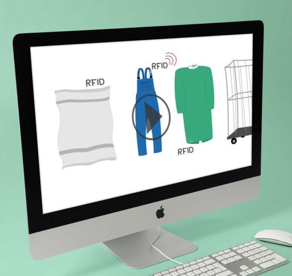 Hüppmeier Marketing und Design GmbH - Referenzen - Erklärfilm - tagitron - Ras ist RFID