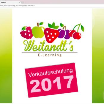 Hüppmeier Marketing und Design GmbH - Referenz - E-Learning - iPad - Weilandt´s Erdbeerplantagen 01