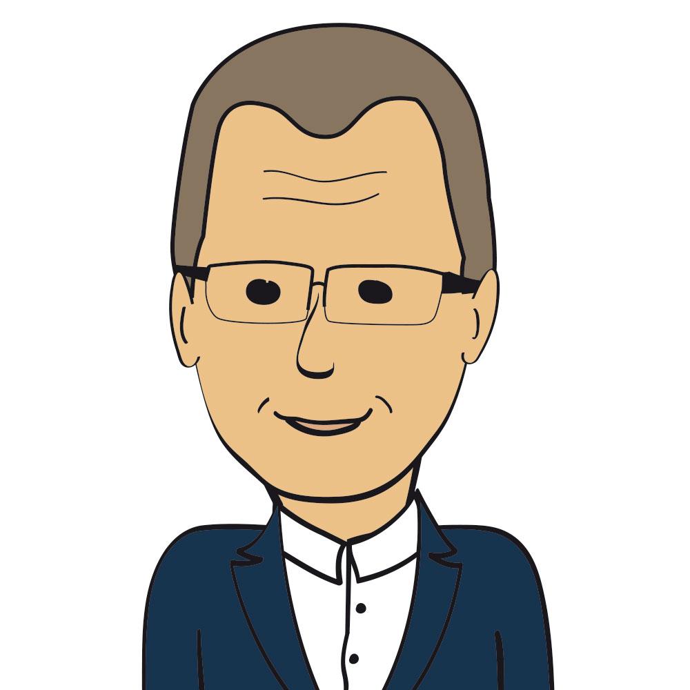 Dieter Hüppmeier - Hüppmeier Marketing und Design GmbH - Unser Team