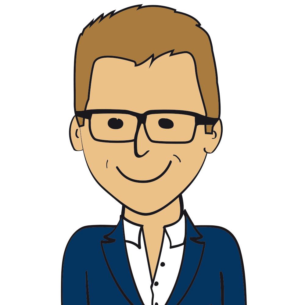 Simon Hüppmeier - Hüppmeier Marketing und Design GmbH - Unser Team