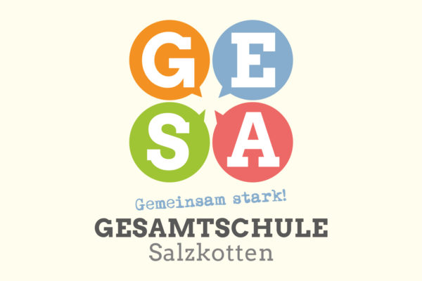 Gesamtschule Salzkotten • Logodesign