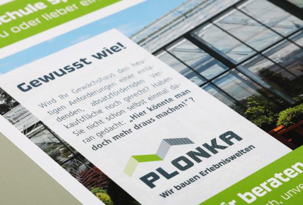 PLONKA GmbH • Mailing